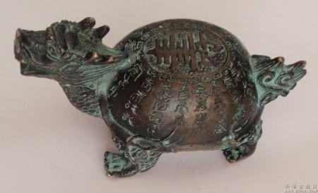 xem cách đặt rùa đầu rồng